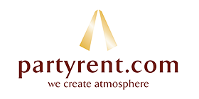 partyrent.com - we create atmosphere